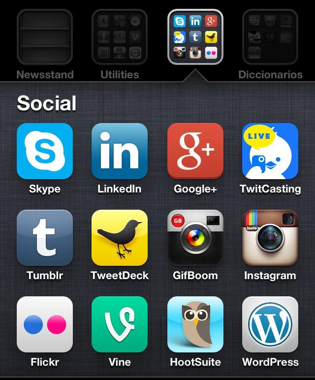 Usar 5 o más redes sociales te hace más productivo