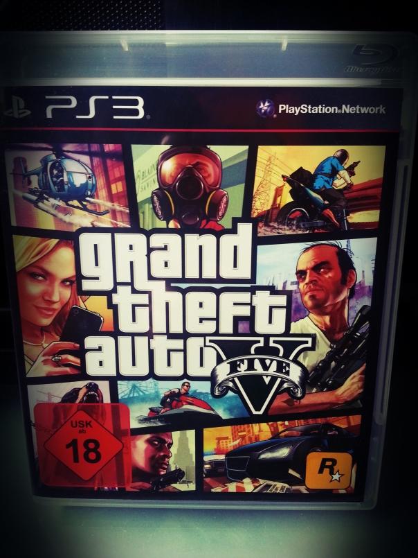 Grand Theft Auto V, el videojuego más vendido de la historia.