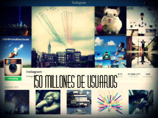 Instagram ya tiene 150 millones de usuarios